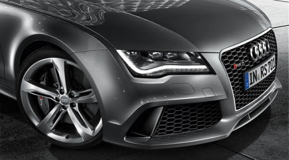 Makyajlı Audi RS7 Tanıtıldı!