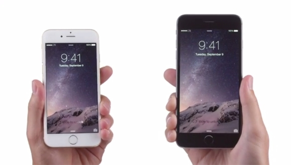 iPhone 6'ya Yeni Video