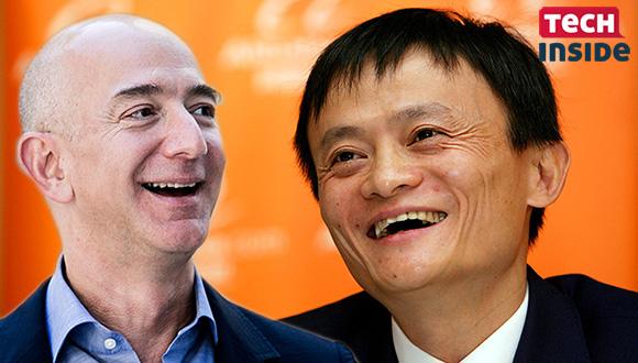 Kim Kazanır? Amazon mu? Alibaba mı?