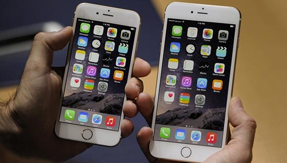 iPhone 6 Plus Bükülüyor!