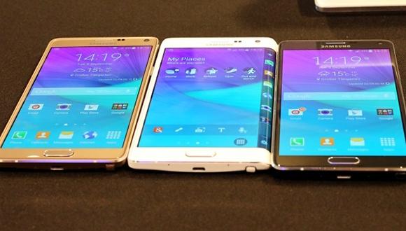 Galaxy Note 4 ve Edge'in Antutu Sonuçları