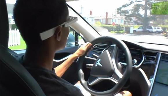 Google Glass Kazaya Sebep Olabilir