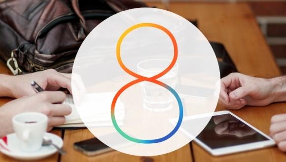 Artık iOS 8'den iOS 7'ye Geri Dönüş Yok
