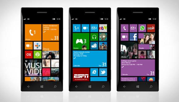 Windows Phone 8.1 Yükselişe Geçti!