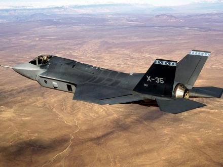 Çin, F-35 Projesini Hack'ledi!