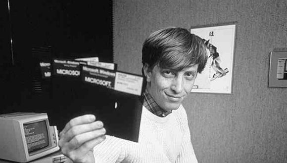 Bill Gates Yine Zirvede!