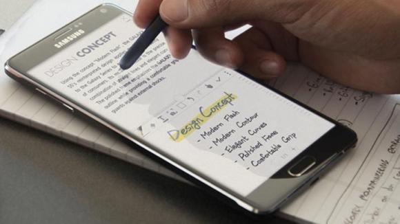 Galaxy Note 5'te Önemli Değişiklik!