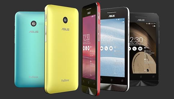ZenFone 4, Android 4.4'e Güncellendi