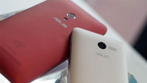 ZenFone Ailesi Güncellendi