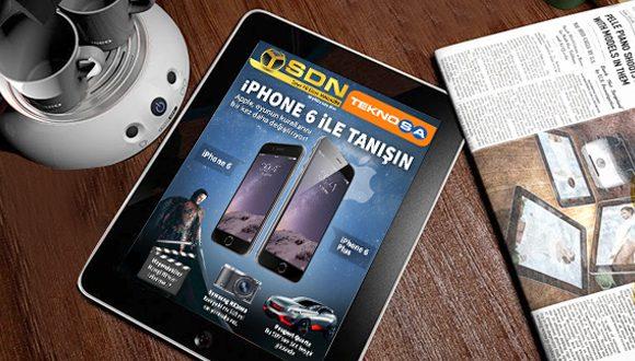 SDN Teknosa Magazin 78. Sayı Yayında