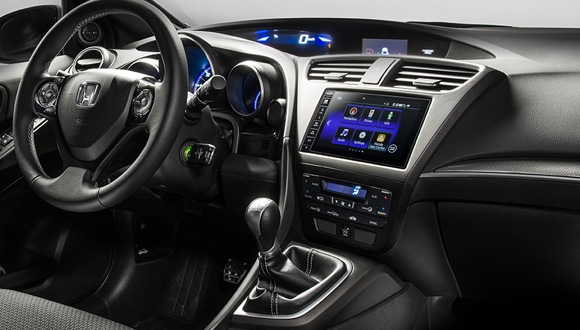 Honda NVIDIA ile Renklendi