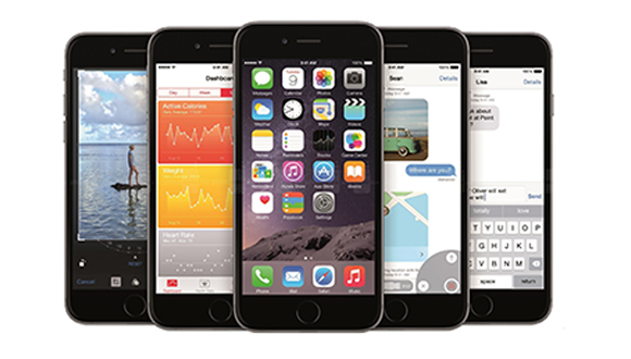 iPhone 6'ya 6 Saatte 2 Milyon Sipariş!