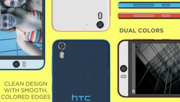 HTC Desire Eye Ortaya Çıktı!