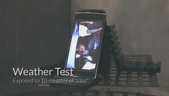 OnePlus One Dayanıklılık Testinde