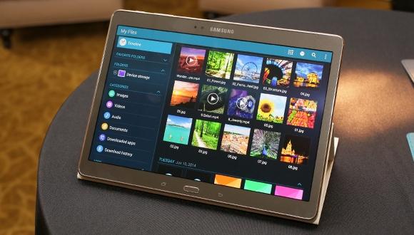 Galaxy Tab S, Exynos 5433 ile Güçlenecek!