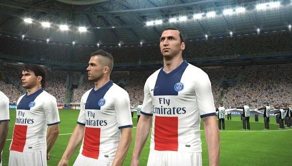 PES 2015'e Yeni Bir Lig Daha Eklendi