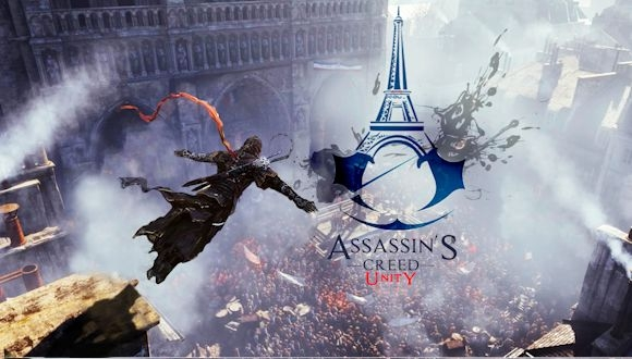 Assassin's Creed Unity Hikaye Videosu