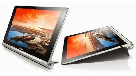 Yoga Tablet 2'ler Ortaya Çıktı