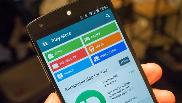 Google Play Store 5.0.31 Çıktı