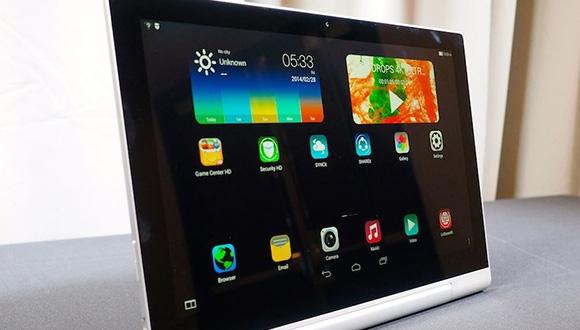 İşte Lenovo'nun Yeni Tabletleri