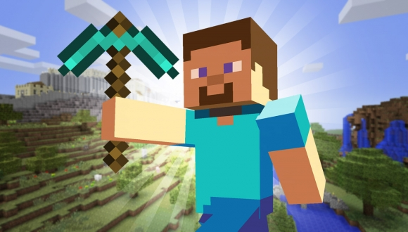 Minecraft Windows Phone'a Geliyor