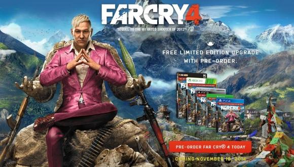 Far Cry 4'ü Bitirmek Hiç Kolay Olmayacak!