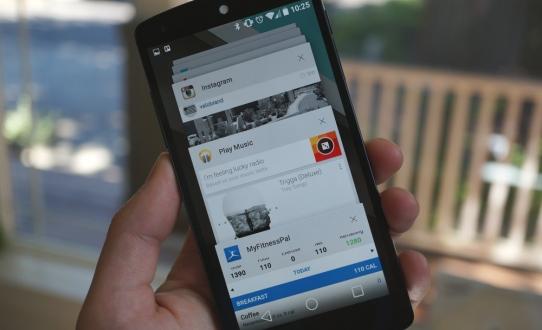 Android L'de Çoklu İşlem Nasıl Olacak?
