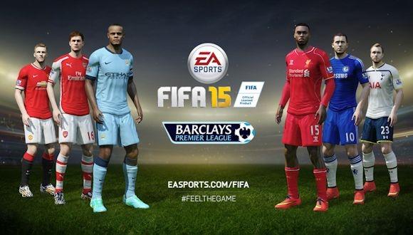 FIFA 15 Zirveden İnmiyor