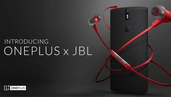 JBL'den OnePlus One'a Özel Kulaklık