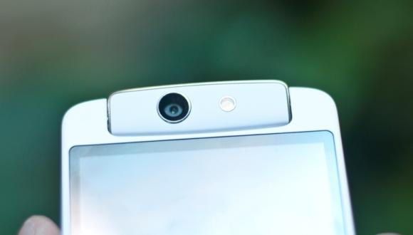 Oppo N3 Arka Paneli Ortaya Çıktı!