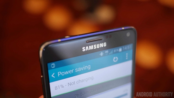 Galaxy Note 5'in AnTuTu Puanı!