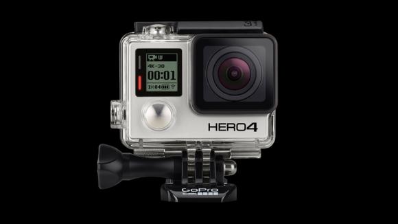 GoPro Hero4 Black Kutusundan Çıkıyor