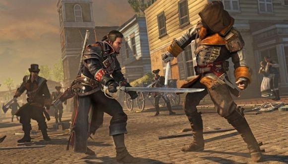 Assassin's Creed Rogue PC için Duyuruldu
