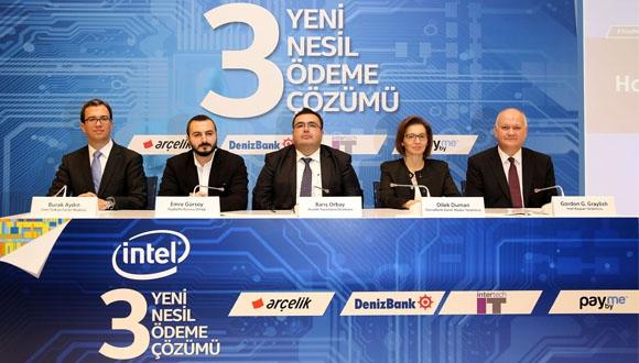 Intel'den 3. Nesil Ödeme Çözümü