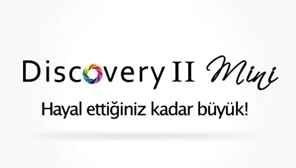 Discovery 2 Mini'nin Özellikleri ve Fiyatı