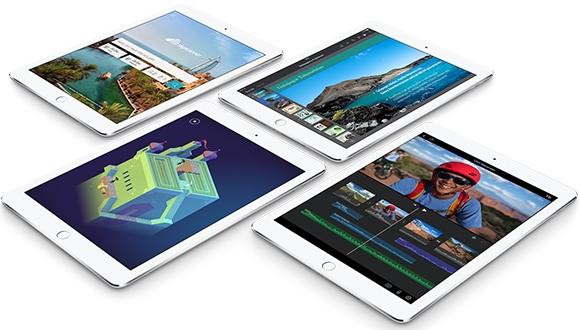 iPad Air 2'nin Maliyeti 1 Dolar Daha Yüksek!