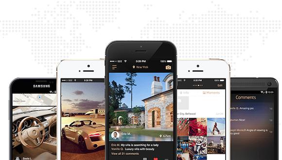 Zenginlere Özel Uygulama: Luxy