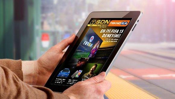 SDN Teknosa Magazin 79. Sayı Yayında