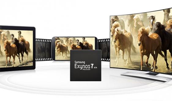 Samsung Exynos 7 Octa Tanıtıldı