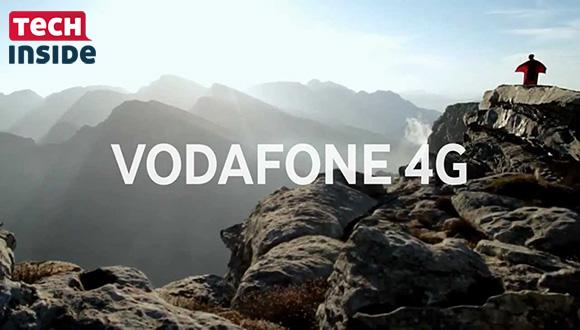 Türkiye'de 4G Önce Vodafone'dan Gelebilir