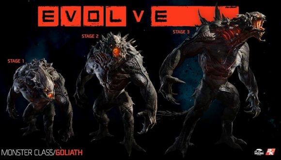 Ücretsiz Olan Evolve Rekor Kırdı!