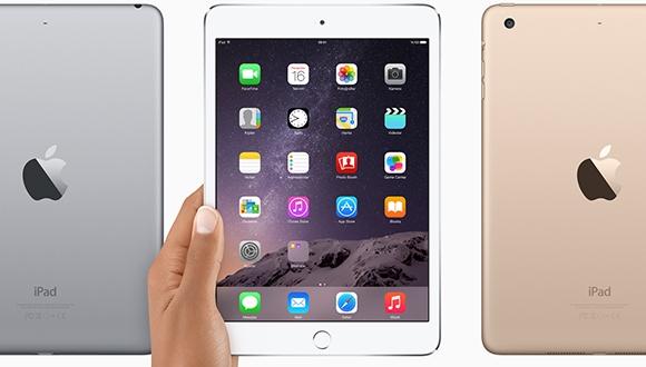 iPad Mini 3 Sevilmedi!