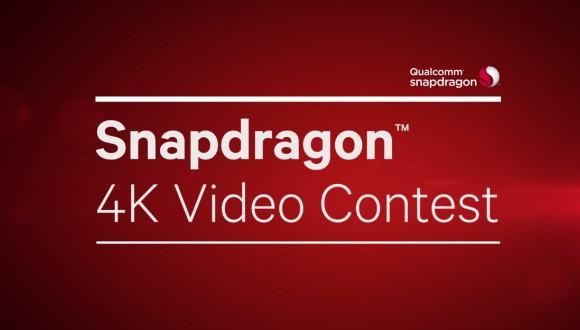 Qualcomm'dan 4K Video Yarışması