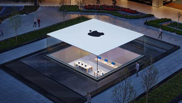 Apple Store'a Mükemmellik Ödülü!