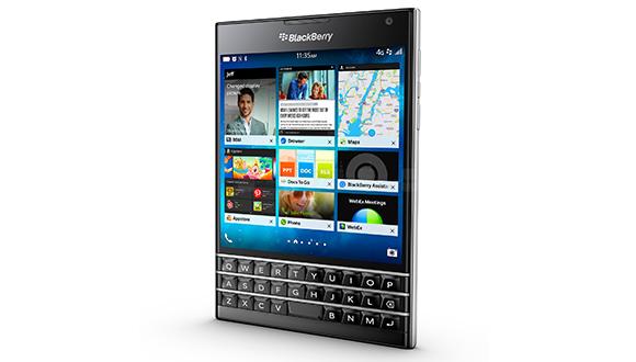 BlackBerry Passport Rekor Kırıyor!