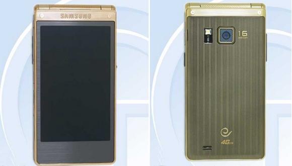 Samsung Galaxy Golden 2 Görüntülendi