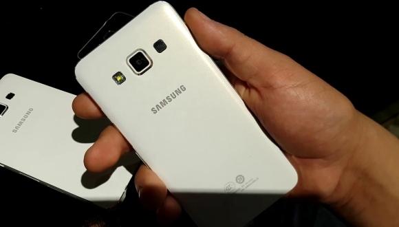 Galaxy A3 Özellikleri FCC'de Göründü