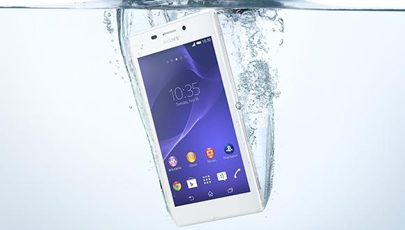 Sony Xperia M2 Aqua Türkiye'de Satışa Çıkıyor