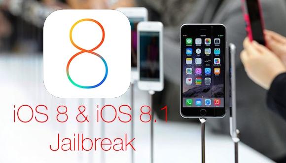 iOS 8 ve iOS 8.1  İçin Jailbreak Çıktı!