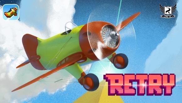 Rovio'nun Yeni Oyunu Retry'i İnceledik!